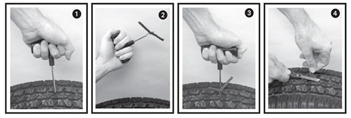 tire repair kit manual